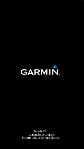 C помощью Garmin Mobile XT Вы будете иметь полноценную навигацию в смартфон